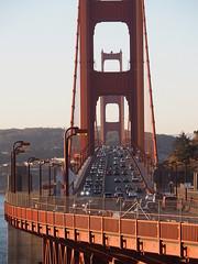 San Francisco 2016 (hunbille) Tags: usa america san francisco sanfrancisco north marin headlands vista point vistapoint marinheadlands morning early golden gate bridge goldengatebridge
