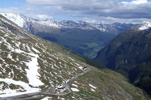 Grossglockner High Alpine Road, 31.05.2009.