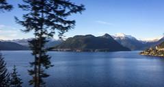 Scenic Sea to Sky (Katrina Wright) Tags: img8804 mountains sea seatoskyhighway bus coach greyhound scenic bc iphone6