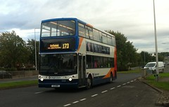 17347 - C13 RNY (Cammies Transport Photography) Tags: road bus coach fife via kings c13 alexander dennis stagecoach dunfermline 173 trident rosyth rennies in rny 17347 abbeyview of wellwood c13rny
