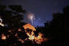 Light explosion (M. Georgiev) Tags: night sofia bulgaria reveille