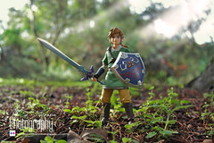 The Hero of Hyrule (Alvaria Photography) Tags: game toy actionfigure nintendo elf gamer figure link videogame zelda collector hyrule thelegendofzelda toyphotography toycollector figma