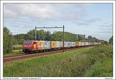 ERS 189 206 - Dordrecht - 42509 (28-09-2015) (Vincent-Prins) Tags: dordrecht vincentvangogh ers 42509 189206