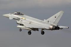 ZJ829/DL  TYPHOON  11sqn  RAF (MANX NORTON) Tags: aircraft hurricane eurofighter lancaster spitfire tornado dakota typhoon raf bbmf coningsby e3a 41sq