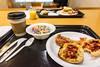 My Marriott Breakfast (m01229) Tags: food minnesota breakfast marriott eating cereal northshore jelly duluth englishmuffin fruitloops frootloops hotelbreakfast d7200 september2015