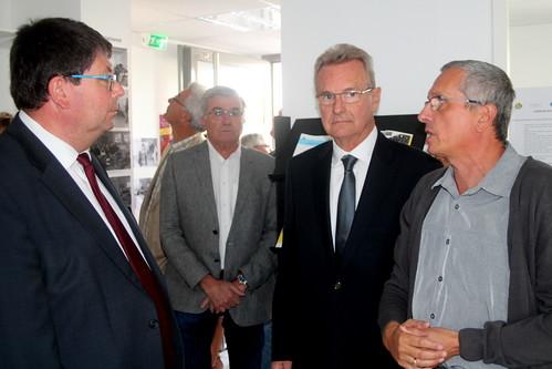 Inauguration de l'Espace Oxygène - 5 septembre 2015