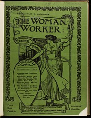 The Woman Worker: a journal, 1907.