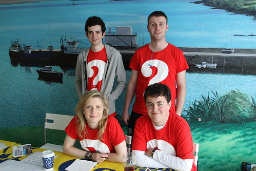 Volunteering at Schull
