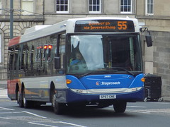 24001 SP57 CNE Stagecoach in Fife Scania OmniLink on the 55 to Edinburgh Bus Station (North East Malarkey) Tags: stagecoach stagecoachinfife stagecoachuk buses transport transportation publictransport public vehicle nebbygone explore inexplore google googleimages