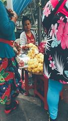 Flower Seller (shazell212) Tags: travel flowers urban thailand cityscape bangkok citylife colourful marigolds flowerseller
