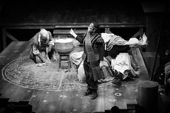 I Like This Version of Macbeth Best. (**PhotoSchmoto**) Tags: chicago actors theater play theatre stage performance shakespeare acting actor navypier drama ensemble macbeth chicagoshakespeare chicagoist trib2015 cpsmacbeth witchesofmacbeth