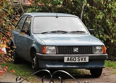 A60 SVX (Nivek.Old.Gold) Tags: nova 1984 vauxhall 2door 993cc