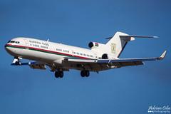 Burkina Faso Government --- Boeing 727-200/Adv --- XT-BFA (Drinu C) Tags: plane aircraft aviation military sony government boeing dsc burkinafaso mla 727 bizjet privatejet lmml 727200adv xtbfa hx100v adrianciliaphotography