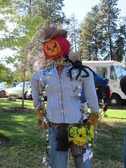 Halloween Scarecrow (jamica1) Tags: canada festival bc okanagan scarecrow columbia british kelowna rutland urba