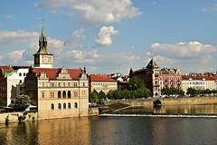 Praha (chbbg) Tags: praha moldau
