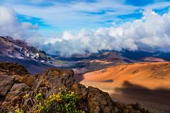 Haleakala Volcano, Maui - 51 (www.bazpics.com) Tags: park mountain rock landscape volcano hawaii lava us amazing scenery rocks unitedstates cone extreme maui national haleakala valley ash hi volcanic devastation cinder dormant cindercone kula devastated