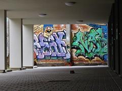 / Groendreef - 20 nov 2015 (Ferdinand 'Ferre' Feys) Tags: streetart graffiti belgium belgique belgië urbanart graff ghent gent gand graffitiart arteurbano gentuza artdelarue urbanarte