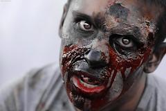 luccacomicsandgames2015 luccacomicsgames2015 lucca comics games 2015 cosplay cosplayers costumes costumi costume cosplayer zombie portrait portraits ritratto ritratti lcg2015