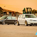 "MK4 & Polo 6N2 • <a style=""font-size:0.8em;"" href=""http://www.flickr.com/photos/54523206@N03/22964979199/"" target=""_blank"">View on Flickr</a>"