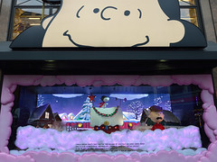 """Lucy, you've got some 'splaining to do!"" (Eddie C3) Tags: newyorkcity macys charliebrown christmaswindows"
