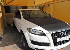 Audi - Q7 - 2010  (saudi-top-cars) Tags:
