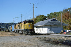 UP B23-7 137 (Chuck Zeiler) Tags: up b237 137 ge locomotive railroad cotter chz