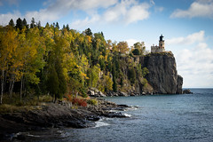 Split Rock Lighthouse 20161007-_DSC4207 (POV Heartland) Tags: lakesuperior lake greatlakes lighthouse splitrocklighthouse splitrock landscape fallcolors outdoors sony a7m2 a7iisonyalpha