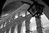 IMG_7272BN (Fencejo) Tags: bw blackandwhite architecture monument tamron175028 canon400d acueducto segovia stone