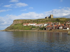 Church of St Mary overlooking the River Esk at Whitby (Ian Press Photography) Tags: whitby north yorks yorkshire church st mary overlooking river esk