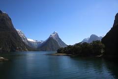 Milford Sound (whitebear100) Tags: milfordsound fiordlandnationalpark southisland nz newzealand