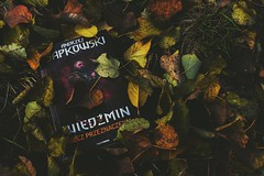 Justyna a book photo. Just a atumn photo with book and leaves. #atumn #book #photography #photo #leaves (Hopeless Photography) Tags: leaves photography book atumn photo