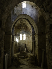 IMA_9635 Panagia Drossiani - Interior Detail (foxxyg2) Tags: churches chapels monasteries religion greece greekorthodox history relics interiors lowlight naxos cyclades greekislands islandhopping islandlife