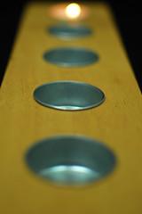 Tealight (hippyneil0) Tags: tealight candleholder candle candlelight circle circles