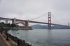 let's go to The Golden Gate.! (carlosj3200) Tags: beach cali california eeuu ocean sky sun usa bridge goldengate blackandwhite red way