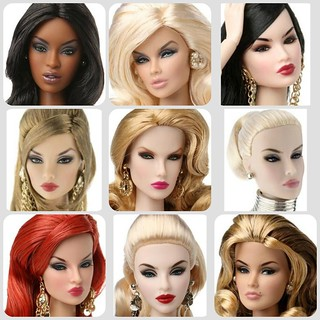 Supermodel Integrity Toys Convention 2016 Faces
