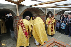94. The Laying of the Foundation Stone of the Church of Saints Cyril and Methodius / Закладка храма святых Мефодия и Кирилла 09.10.2016