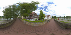 (360x180) Ulm, Germany 2 (Andriy Golovnya (redscorp)) Tags: ulm badenwuerttemberg badenwurttemberg germany oldcity historic landmark architecture building cityscape town city urban panorama equiretangular spherical photosphere 360x180 360 360panorama 360degrees virtualtour tour travel virtualreality vroutside outdors exterior