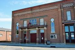 Minnesota, Lake Benton, Opera House (EC Leatherberry) Tags: operahouse nationalregisterofhistoricplaces lakebentonminnesota lincolncounty minnesota us14 1886 restored