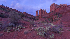 Waiting for Sunrise (Ken Krach Photography) Tags: cathedralrock sedonaarizona