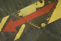 Peeling Paint (mstoy) Tags: peelingpaint airplanes aricraft palmspringsairmuseum california