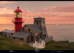 Pointe--la-Renomme Sunset DRI (jean271972) Tags: phare lighthouse sunset couchdesoleil pointealarenomme pharedepointelarenomme mer sea water eau qubec canada gaspsie maisondebois woodenhouse dri jean271972 jeansurprenant littoral pixelistes digitalblending