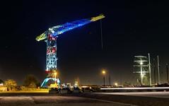 NDSM (Kronemans) Tags: ndsm amsterdam amsterdamnoord kraan crane hensenharbourcrane harbourcranes