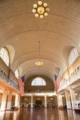 Registry Room (Tim Gupta) Tags: nyc newyorkcity newyork ellisisland architecture immigration historic