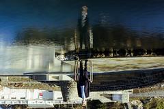 (darkWhiteYeti) Tags: water reflection guernsey bathing pools pool outdoor