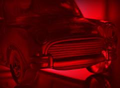 Backlit - Macro Mondays (Crisp-13) Tags: macro mondays macromondays backlit austin real classic glass mini red