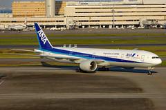 JA787A Boeing 777-381ER ANA  HND (Jetstar31) Tags: ja787a boeing 777381er ana hnd