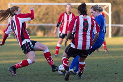 Altrincham LFC vs Stockport County LFC - December 2016-139 (MichaelRipleyPhotography) Tags: altrincham altrinchamfc altrinchamlfc altrinchamladies alty amateur ball community fans football footy header kick ladies ladiesfootball league merseyvalley nwrl nwrldivsion1south nonleague pass pitch referee robins shoot shot soccer stockportcountylfc stockportcountyladies supporters tackle team womensfootball