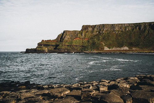 Giant's Causeway is a spectacular rock formation on the Antrim coast of Northern Ireland. The site consists of some 40,000 basalt columns rising out of the sea. The Giant's Causeway is Northern Ireland's only UNESCO World Heritage Site. #giantscauseway