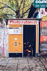 Photoautomat Berlin (tanjatiziana) Tags: berlin germany photoautomat photomaton photobooth fotomat