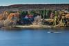 Connecticut River from Gillette Castle (crapgame123) Tags: 2016 connecticutriver connecticut gillettecastle